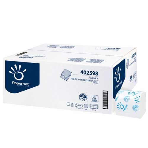 Papernet Superior Bulk Pack 2ply White 402598