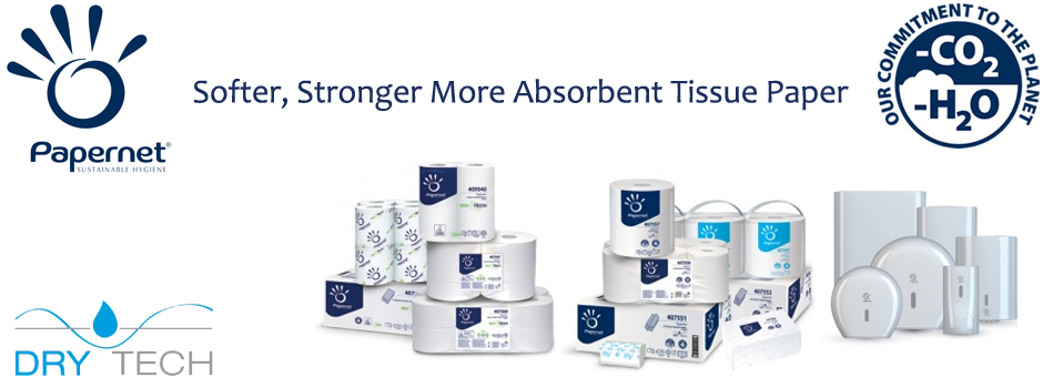 Biotech - Softer, Stronger, More Absorbent Papernet Sales UK