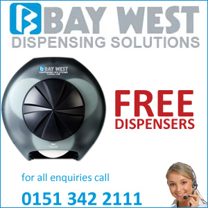 free bay west dispensers