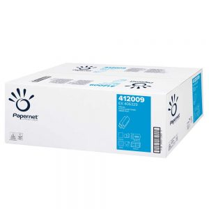 Papernet Special Z Fold Paper Hand Towel 2ply White 412009