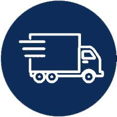 We offer Free Delivery on all Pallet orders across Mainland UK